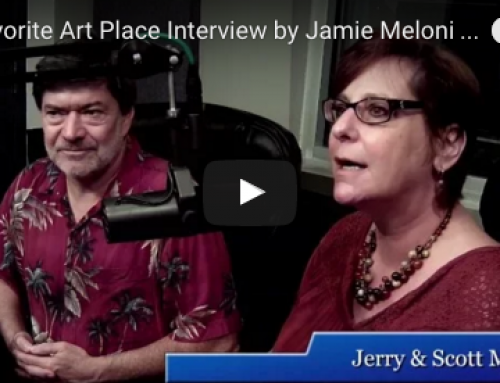 """Menaul Fine Art"" on the Radio with Jamie Meloni"