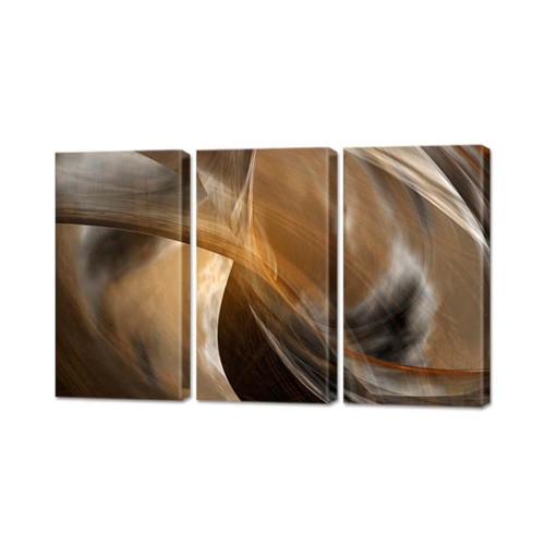 Cavern Vision Triptych